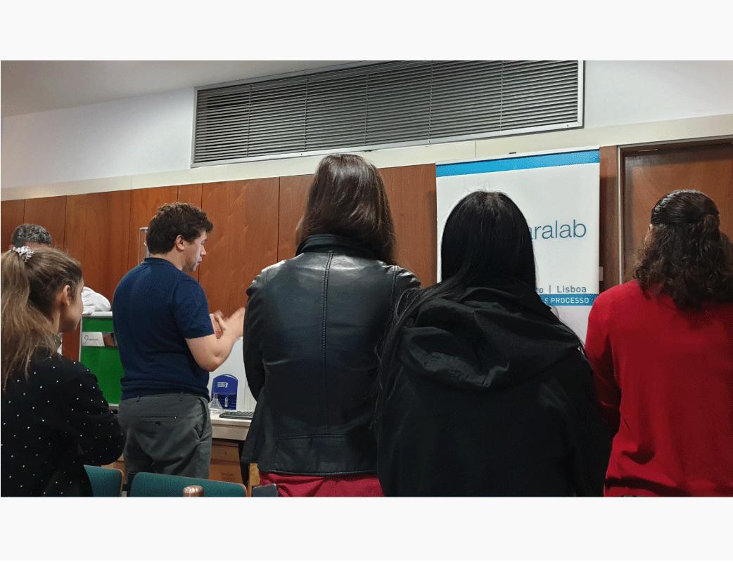Demonstração prática técnica RMN | Oxford