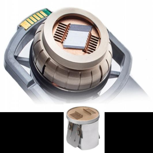 Porta-amostras para Micro-eletrónica