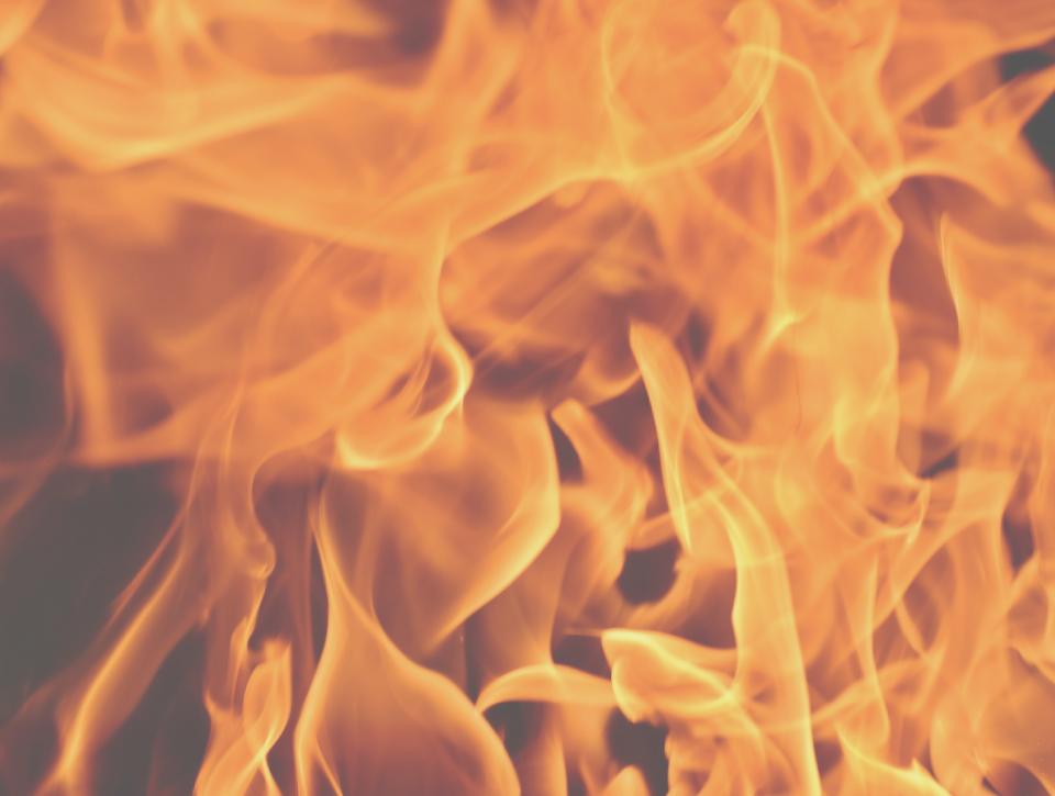 Imagem de combustão