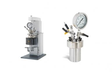 Parr Instruments reatores e vasos de pressao